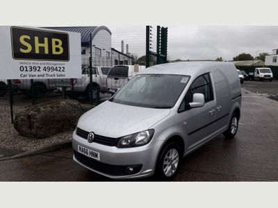 Volkswagen Caddy Panel Van 1.6 TDI C20 Highline 5dr
