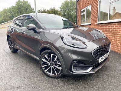 Ford Puma SUV 1.0T EcoBoost MHEV ST-Line Vignale (s/s) 5dr