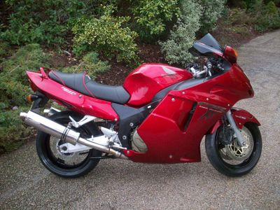 Honda CBR1100XX Super Blackbird Sports Tourer 1100 XX-X Super Blackbird
