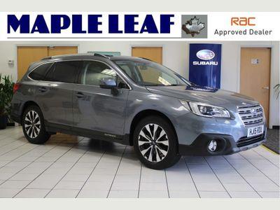 Subaru Outback Estate 2.0D SE Premium Lineartronic 4WD 5dr