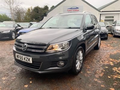 Volkswagen Tiguan SUV 2.0 TDI BlueMotion Tech Match 5dr