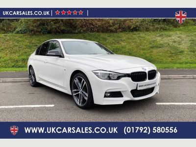 BMW 3 Series Saloon 2.0 320d M Sport Shadow Edition Auto xDrive (s/s) 4dr