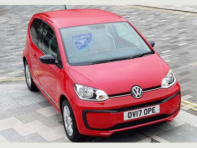 Volkswagen up! Hatchback 1.0 up! beats 3dr