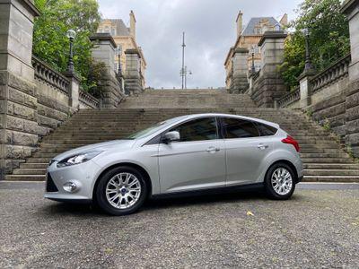 Ford Focus Hatchback 1.6 TDCi Titanium 5dr