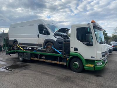 DAF LF Vehicle Transporter FA 45.160