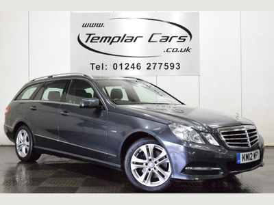 Mercedes-Benz E Class Estate 2.1 E250 CDI BlueEFFICIENCY Avantgarde 7G-Tronic Plus (s/s) 5dr