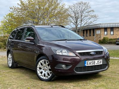 Ford Focus Estate 2.0 TDCi Zetec 5dr