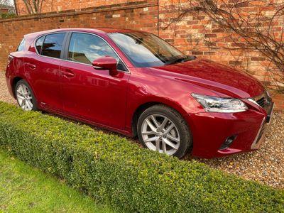 Lexus CT 200h Hatchback 1.8 200h Premier CVT (s/s) 5dr