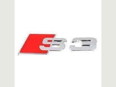 Audi S3 Hatchback 2.0 TFSI S Tronic quattro (s/s) 3dr