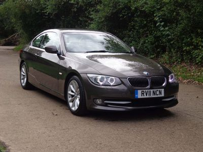 BMW 3 SERIES Coupe 3.0 335i SE DCT 2dr