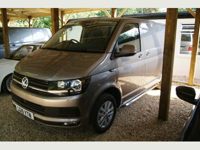 Volkswagen Transporter Campervan T6 SWB 4 Berth 4 Seat DSG Campervan