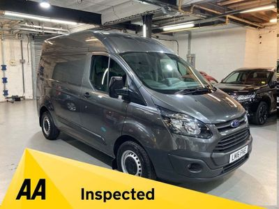 Ford Transit Custom High Roof Van 2.2 TDCi 290 L2 H1 5dr