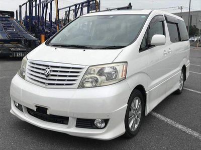 Toyota Alphard Unlisted MS EDITION SUPERB GRADE 4.5 BIMTA 45000M