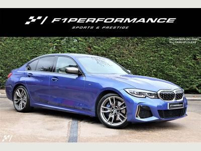 BMW 3 Series Saloon 3.0 M340i Auto xDrive (s/s) 4dr