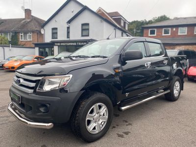Ford Ranger Pickup 2.2 TDCi XL Double Cab Pickup 4WD (s/s) 4dr