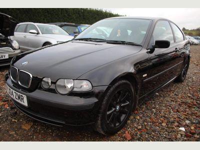 BMW 3 Series Hatchback 2.0 320td ES Compact 3dr