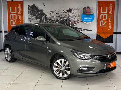 Vauxhall Astra Hatchback 1.4i Turbo Design 5dr