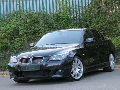 BMW 5 Series Saloon 3.0 525d M Sport 4dr