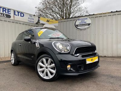 MINI Paceman Hatchback 1.6 Cooper S ALL4 3dr