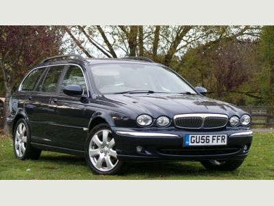 Jaguar X-Type Estate 3.0 V6 SE (AWD) 5dr