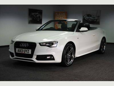 Audi A5 Cabriolet Convertible 1.8 TFSI S line Special Edition Cabriolet 2dr