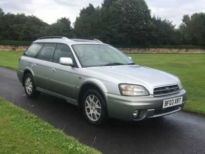 Subaru Legacy Estate 3.0 H6 Outback (Lux Pack) Sports Tourer 5dr