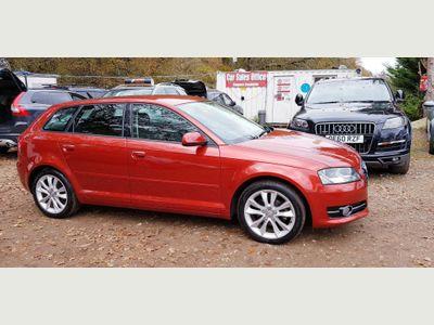 Audi A3 Hatchback 1.6 TDI Sport Sportback 5dr