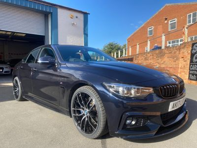 BMW 4 Series Gran Coupe Saloon 2.0 420i M Sport Gran Coupe (s/s) 5dr
