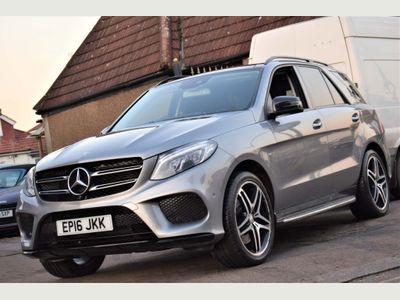 Mercedes-Benz GLE Class SUV 3.0 GLE450 V6 AMG (Premium Plus) G-Tronic 4MATIC (s/s) 5dr