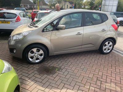 Kia Venga Hatchback 1.6 CRDi 3 5dr
