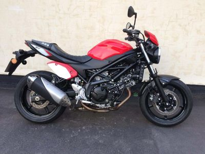Suzuki SV650 Sports Tourer 650 Sport