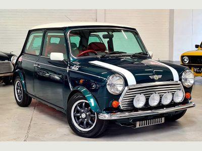 Rover Mini Saloon Cooper Monte Carlo limited edition 1.3i