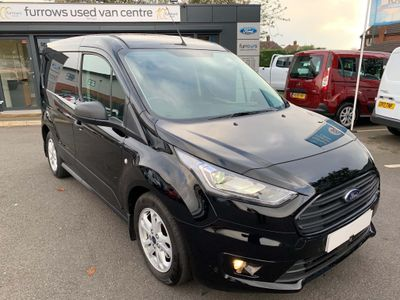 Ford Transit Connect Panel Van TREND/LIMITED 1.0 100PS L1