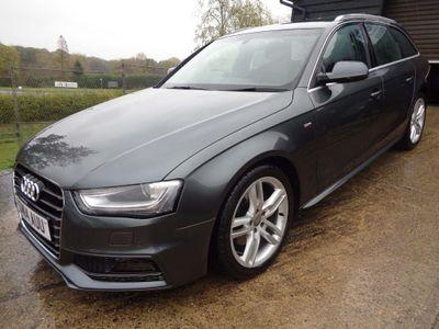 Audi A4 Avant Estate 2.0 TDI S line Avant Multitronic 5dr