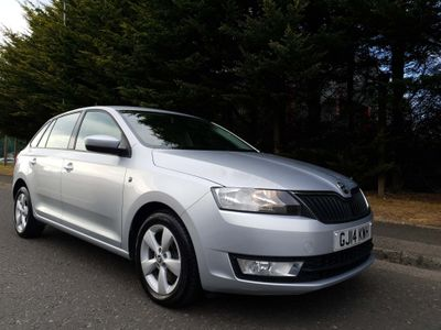 SKODA Rapid Spaceback Hatchback 1.6 TDI CR SE Spaceback 5dr