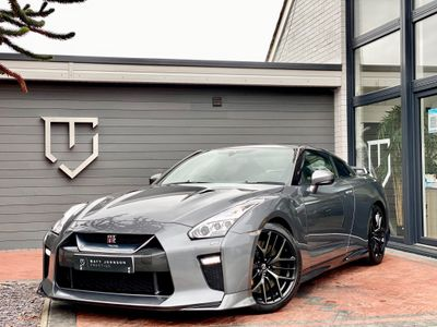 Nissan GT-R Coupe 3.8 V6 Prestige Auto 4WD 2dr
