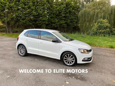 Volkswagen Polo Hatchback 1.4 TDI BlueMotion Tech SE Design (s/s) 5dr