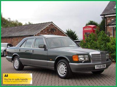 Mercedes-Benz 420 Saloon 4.2 SE 4dr