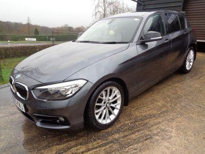BMW 1 Series Hatchback 2.0 120d Sport Auto (s/s) 5dr