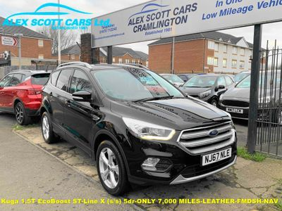 Ford Kuga SUV 1.5T EcoBoost ST-Line X (s/s) 5dr