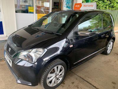 SEAT Mii Hatchback 1.0 12v by MANGO 3dr