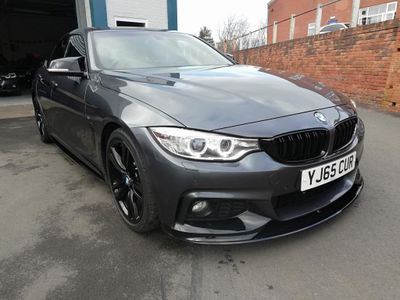 BMW 4 Series Gran Coupe Saloon 3.0 430d M Sport Gran Coupe Auto 5dr