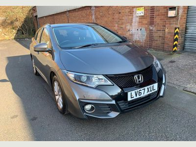 Honda Civic Estate 1.6 i-DTEC SE Plus Tourer (s/s) 5dr