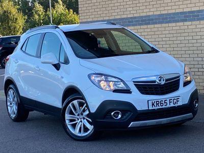 Vauxhall Mokka Hatchback 1.6 CDTi Exclusiv 2WD (s/s) 5dr