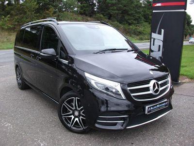 Mercedes-Benz V Class MPV 2.2 V250d AMG Line G-Tronic+ EU6 (s/s) 5dr 7 Seat