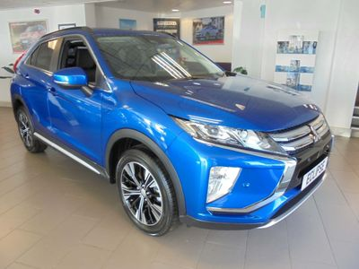 Mitsubishi Eclipse Cross SUV 1.5T Dynamic (s/s) 5dr