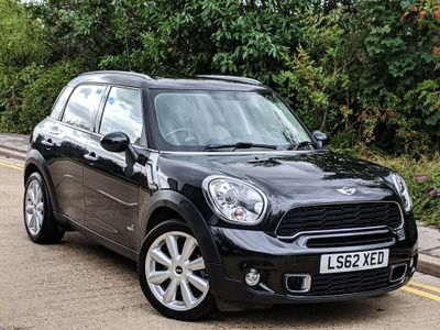 MINI Countryman SUV 1.6 Cooper S ALL4 5dr