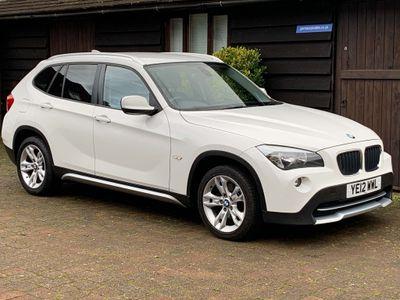 BMW X1 SUV 2.0 20d ED EfficientDynamics sDrive 5dr