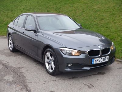 BMW 3 Series Saloon 2.0 320d SE xDrive (s/s) 4dr