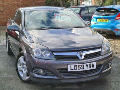 Vauxhall Astra Hatchback 1.9 CDTi SXi Sport Hatch 3dr